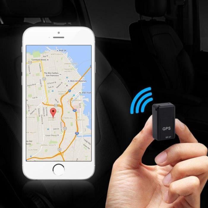 Dispositif de suivi magnétique GSM / GPRS de traqueur de localisateur de voiture en temps réel de mini GPS