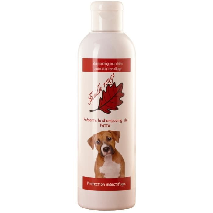 Shampooing pour chien protection insectifuge 250ml