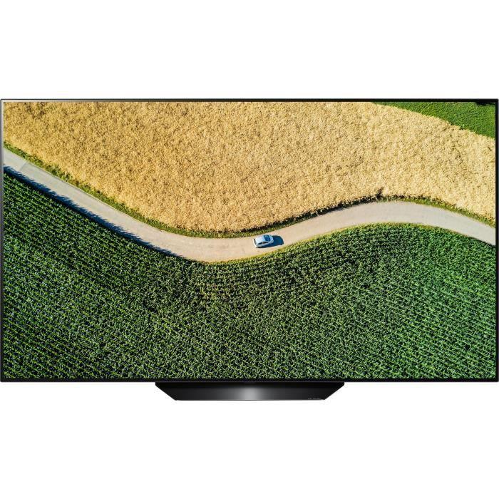 LG OLED65B9SLA TV LED 4K UHD - 65- (164cm) - Dolby Atmos - Dolby Vision - Smart TV - 4xHDMi - 3xUSB - Classe énergétique A