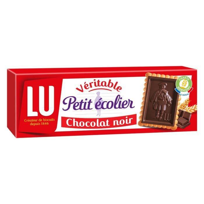 Biscuits petit beurre chocolat fin 150 g Petit Ecolier