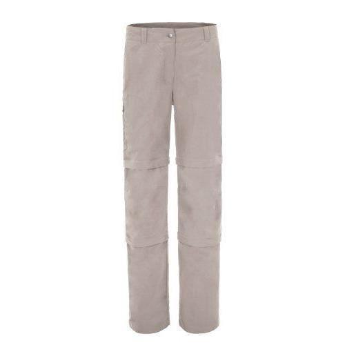 Maier Sports Yesa Pantalon en trois parties séparées par des fermetures clair pour femme Gris Beige 19 - 233013_743_19