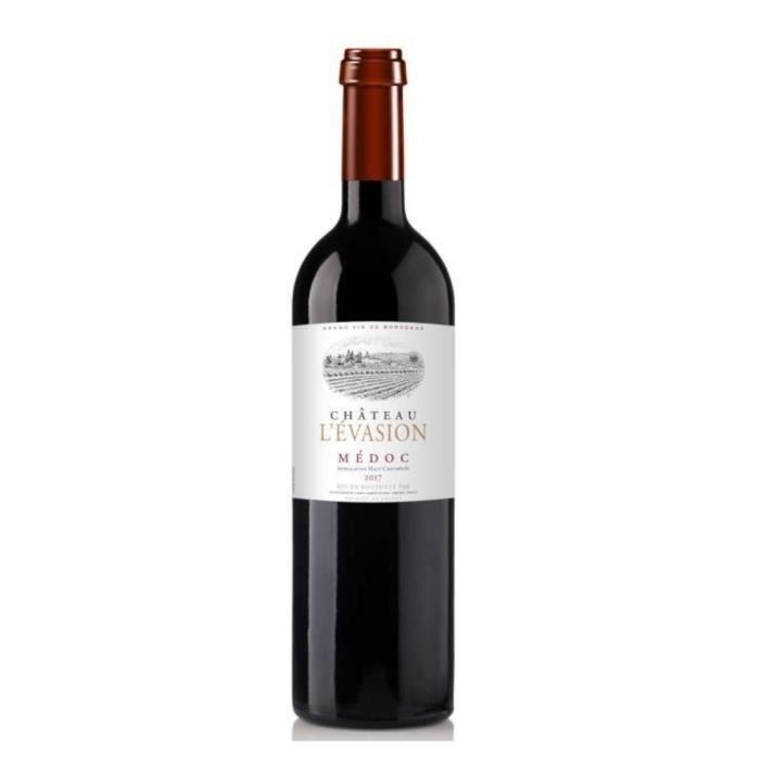 Château l'Evasion 2017 Médoc - Vin rouge de Bordeaux