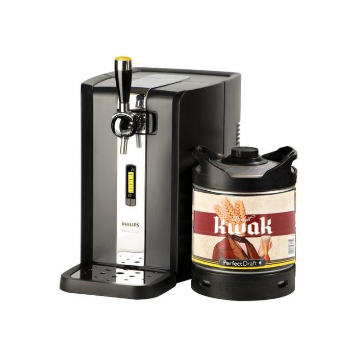 Pack Tireuse Perfectdraft Kwak - 5 euros de consigne inclus