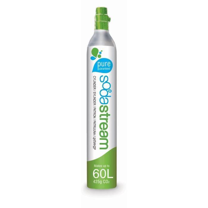 Recharge Gaz Sodastream 60 l / 445 G