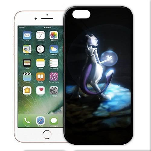coque iphone 7 mewtwo