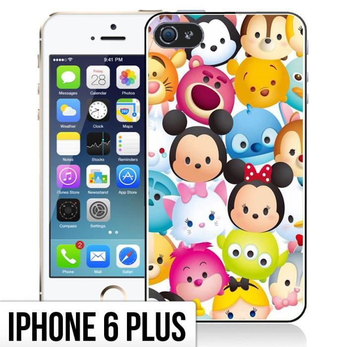coque iphone 6 plus 6s plus tsum tsum disney achat coque bumper pas cher avis et. Black Bedroom Furniture Sets. Home Design Ideas