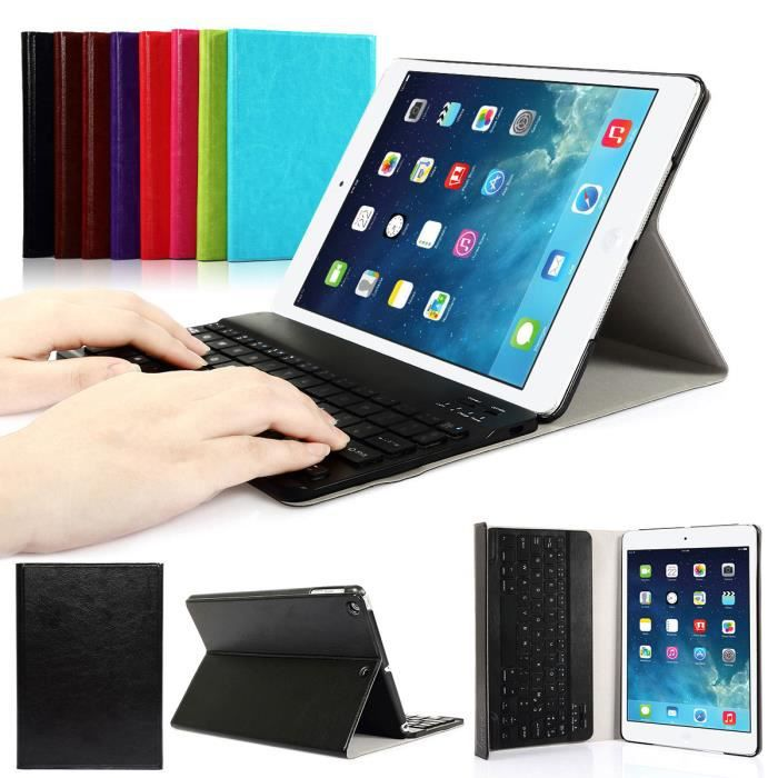 clavier bluetooth pour ipad air noir achat vente clavier clavier bluetooth pour ipad cdiscount. Black Bedroom Furniture Sets. Home Design Ideas