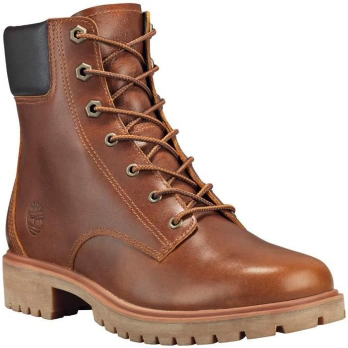 bottes plate femme timberland