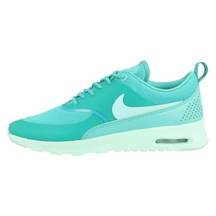 NIKE chaussures de sport running q2 air max thea pour femme 2015 vert 599409 408 (us 7.5 euro 38.5) XSJS2 Taille M