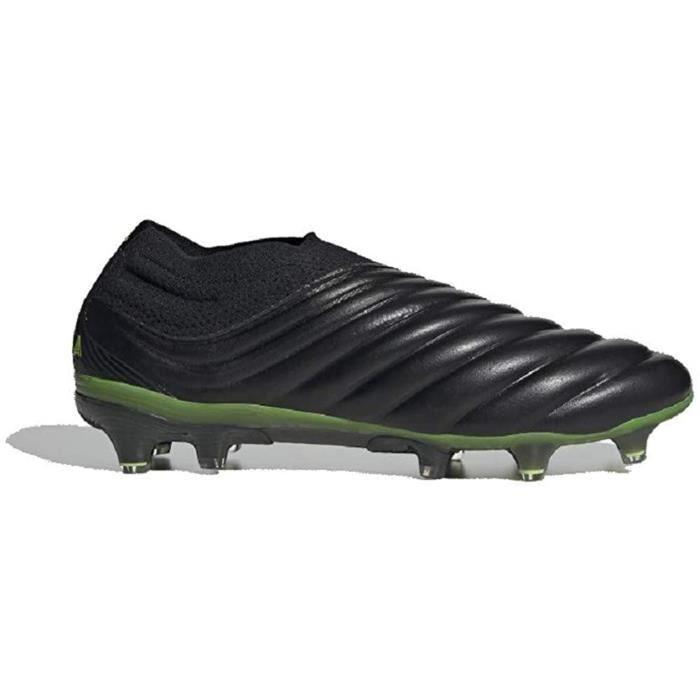 Adidas Copa 20 Fg, Chaussures de Football, Core Black-Signal ...