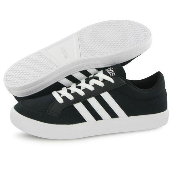 Adidas Neo Vs Set noir, baskets mode homme Noir - Cdiscount Chaussures