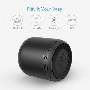 ENCEINTE NOMADE Mini Enceinte Bluetooth Autonomie de 15 Heures, Po