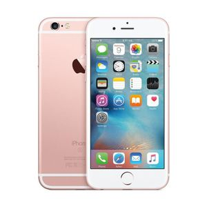SMARTPHONE RECOND. iPhone 6S 16GB - Or Rose - Débloqué RECONDITIONNE