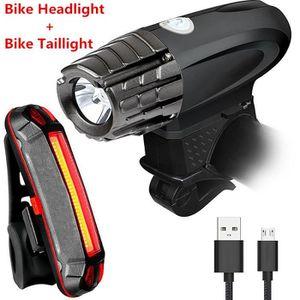 XLC Mini Beamer Vélo Lumière DEL Set avant et arrière rose NOUVEAU