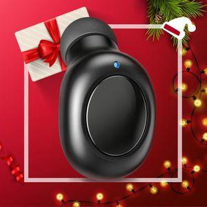 CASQUE AVEC MICROPHONE Oreillette Bluetooth, mini écouteur sans fil invis