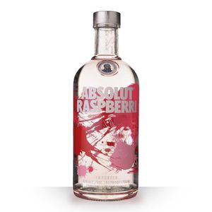 VODKA Absolut Raspberri (Framboise) 70cl  - Vodka