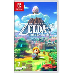 JEU NINTENDO SWITCH  The Legend of Zelda Link's Awakening SWITCH + 1 F