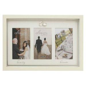 CADRE PHOTO Cadre Multi-photos pour mariage &Friends Family