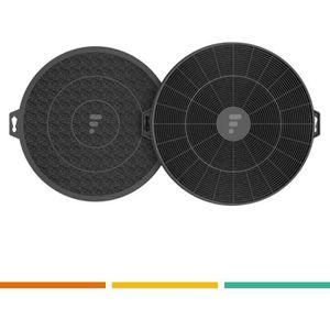 PIÈCE APPAREIL CUISSON Whirlpool Wpro CHF210/2 - Lot de 2 Filtres à Charb