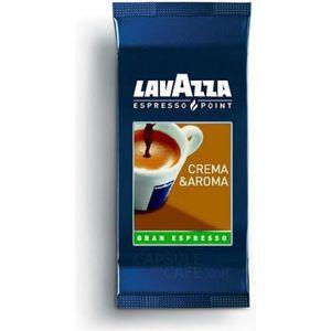 CAFÉ 100 capsules LAVAZZA espresso point créma&aroma gr