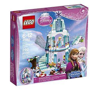 ASSEMBLAGE CONSTRUCTION Jeu D'Assemblage LEGO BH9ON Disney Princess Elsa's