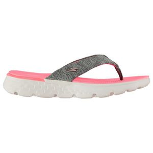 SLIP-ON Skechers On The Go Vivacity Sandales Entre Doigts