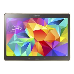 TABLETTE TACTILE Samsung Galaxy Tab S 10.5 (WiFi,16Go,Bronze titan)