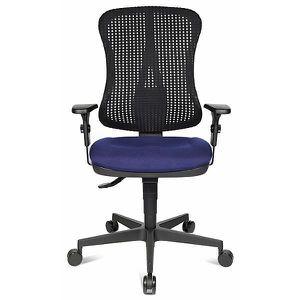 CHAISE DE BUREAU Topstar Siège de bureau ergonomique à assise galbé