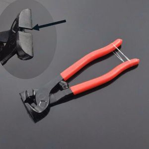 Bout plat coupe fixateur Pince Snips Câble coupe pinces Neuf sous emballage Cutter