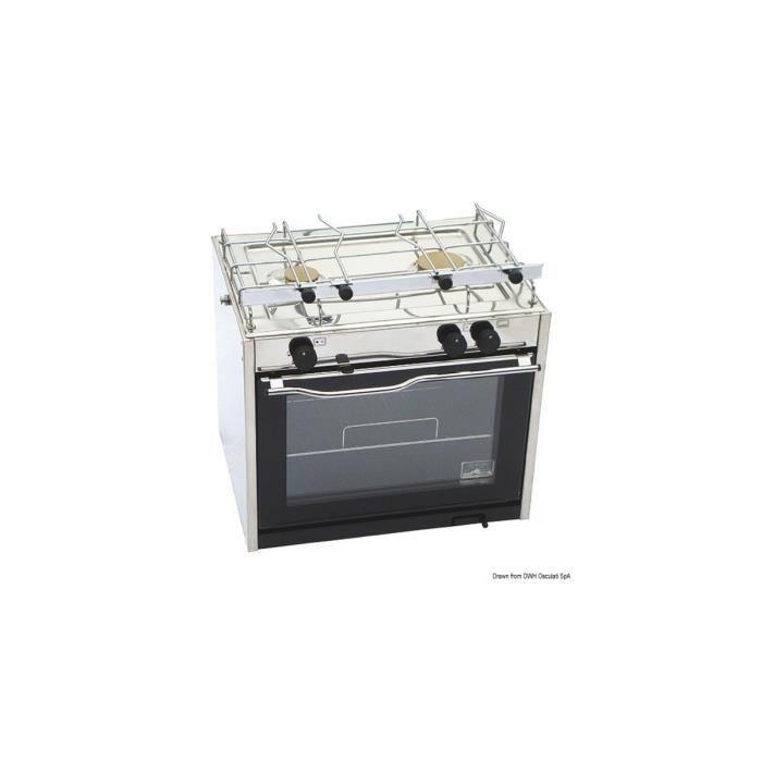 TECHIMPEX - CuisiniereTECHIMPEX Compact 2 feux + four