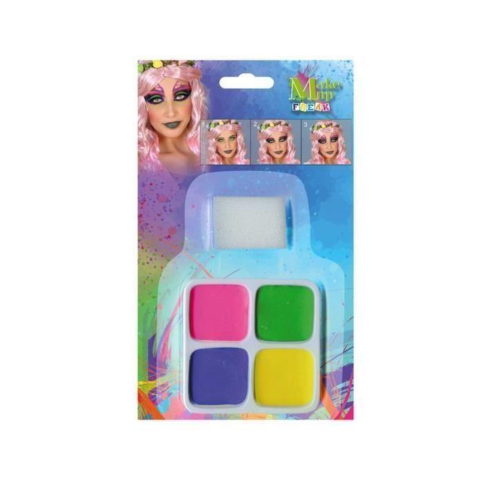 ATOSA Maquillage Carnaval 20x12 cm (Lot de 3)