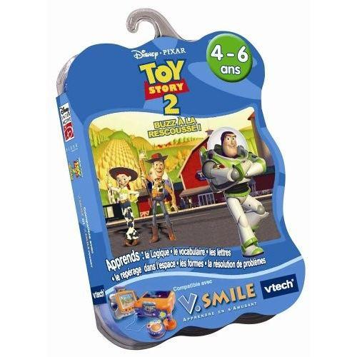 Jeu VSmile Vtech - Toy Story 2