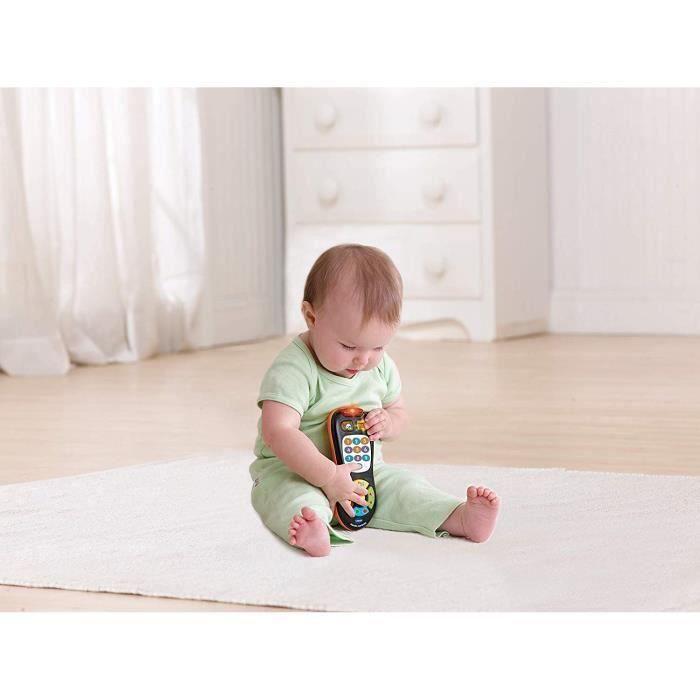 VTech Baby 123-150322 - COMMUTATEUR KVM - VTech 3480-150322 Télécommande parlante