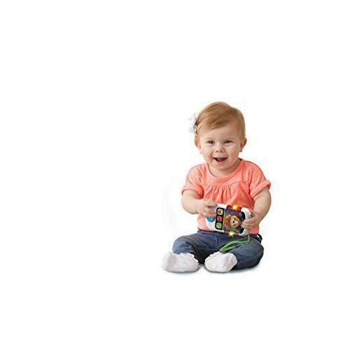 VTech Baby 3480-508422 - COMMUTATEUR KVM - -ndash Chien MP3 Lecteur musical de jouet pour bébé avec plus de 65 mélodies,