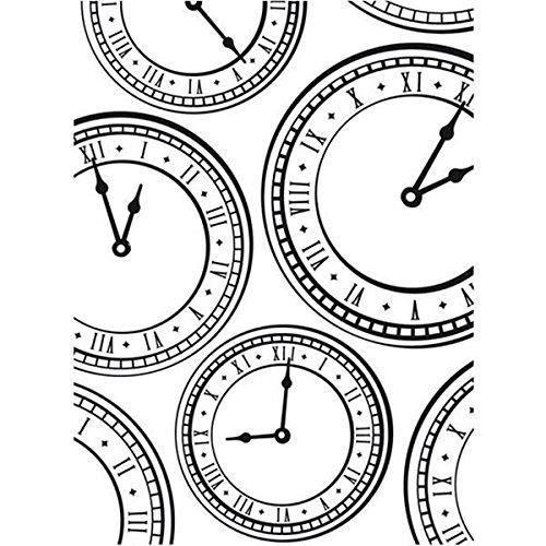 Jeu De Coloriage L6uy5 Horloge Embosser Modele Transparent 10 8 X 14 6 Cm Achat Vente Jeu De Coloriage Dessin Pochoir Cdiscount