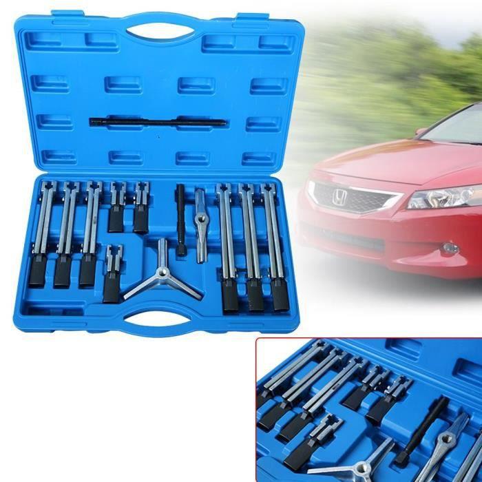 17/mm pour v/élo et voiture 4/x outils pour extracteur de roulement int/érieur /à trou borgne 8