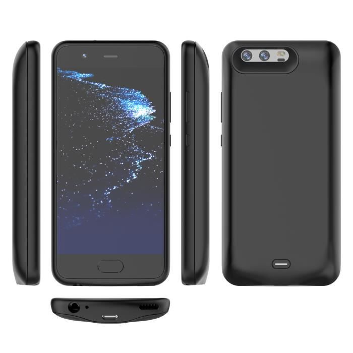 coque rechargeable huawei p10 lite