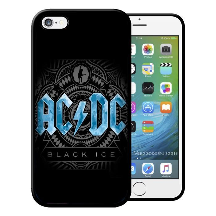 acdc coque iphone 6
