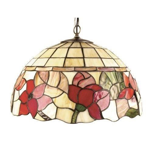 Suspension Tiffany oaks lighting suspension tiffany - achat / vente oaks lighting