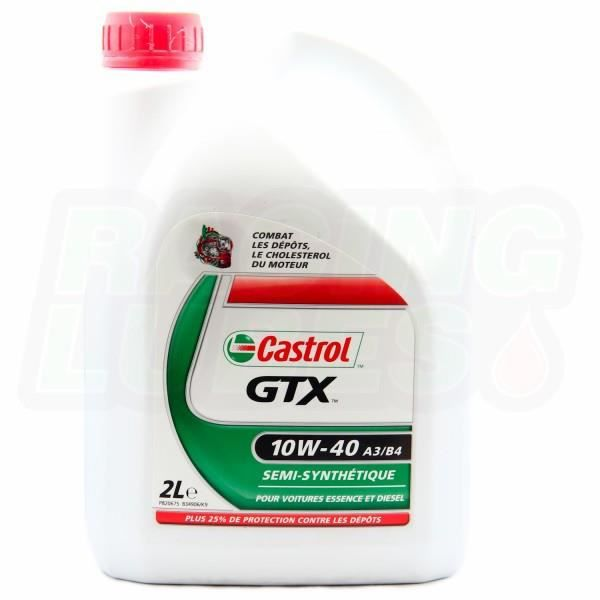 castrol gtx 10w40 conditionnement bidon de 5 l achat vente huile moteur castrol gtx. Black Bedroom Furniture Sets. Home Design Ideas