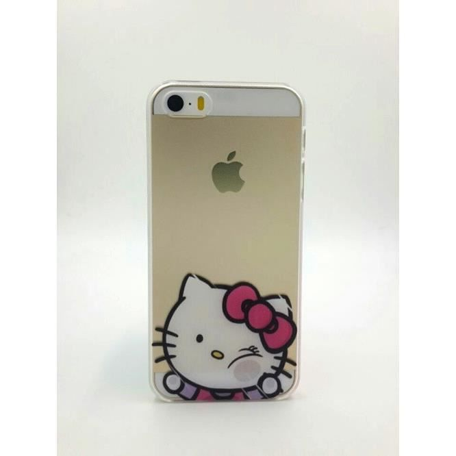 coque iphone 5 hello kitty