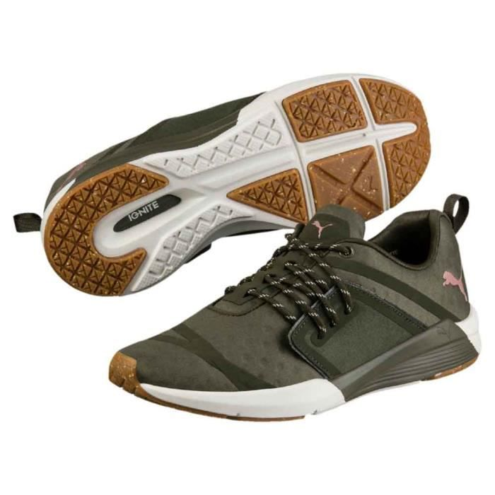Bottes Chaussures femme Puma Pulse Ignite Xt Vr Marron