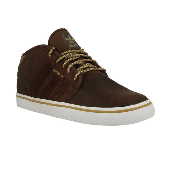 CHAUSSURES SEELEY MID BROWN - Ad… SoUd19B2cb