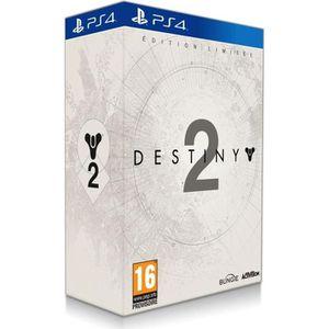 JEU PS4 Destiny 2 Edition Limitée Jeu PS4