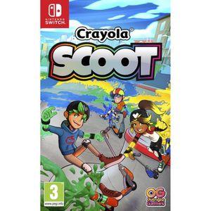 JEU NINTENDO SWITCH Crayola Scoot Jeu Switch