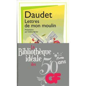 LITTÉRATURE FRANCAISE La bibliothèque idéale des 50 ans GF Tome 13