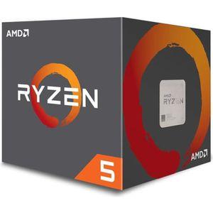 PROCESSEUR AMD Processeur Ryzen 5 2600X - ventiard Wraith Spi