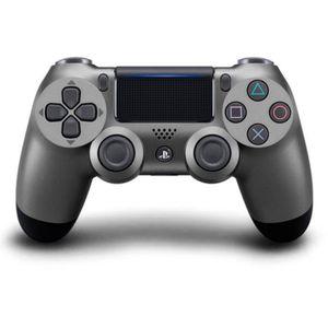 MANETTE JEUX VIDÉO Manette PS4 DualShock 4 Steel Black V2