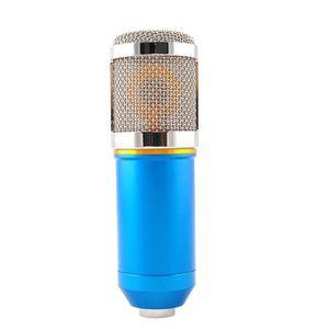 MICROPHONE Microphone Condensateur Studio + Support Anti-choc