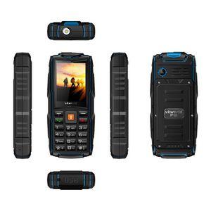 Téléphone portable Virtualhall ®VKWorld nouvelle Pierre v3 IP68 Water